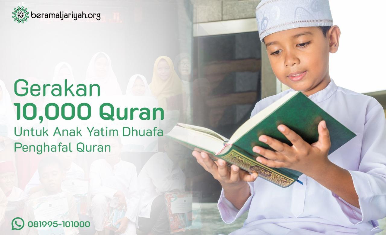 Gerakan 10.000 Al-Quran