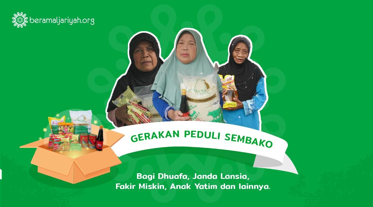 Gerakan Peduli Sembako