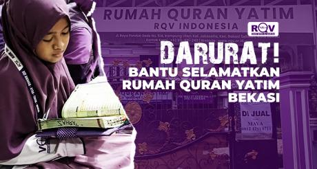 Rumah Quran Yatim Terancam Tutup! Ayo Kita Selamatkan Tempat Belajar Mereka!